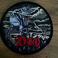Ronnie James Dio - Patch - DIO Holy Diver patch