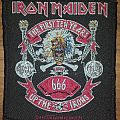 """Iron Maiden """"The First Ten Years"""" patch"""