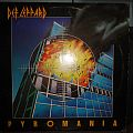 "Def Leppard - ""Pyromania"" Tape / Vinyl / CD / Recording etc"
