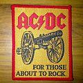 AC/DC - Patch - AC/DC patch