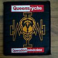 Queensryche - Patch - Queensryche- Operation Mindcrime patch
