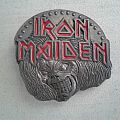 Iron Maiden Killers belt buckle Other Collectable