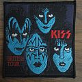 "KISS- ""Creatures of the Night"" British Tour patch"