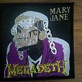 Megadeth - Patch - Megadeth- Mary Jane