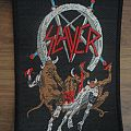 "Slayer- ""Hell Awaits"" vintage patch"