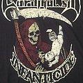 Cardinal Sin - TShirt or Longsleeve - Puerto Rico Thrash Metal! \m/