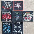 Sepultura - Patch - New patches