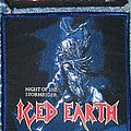 Iced Earth Night of the Stormrider Patch