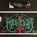 Marduk sticker Opus Nocturn