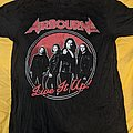 Airbourne - TShirt or Longsleeve - Airbourne - Live it Up T-Shirt