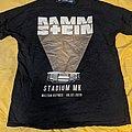 Rammstein - TShirt or Longsleeve - Rammstein - Milton Keynes Shirt
