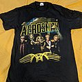 Aerosmith - TShirt or Longsleeve - Aerosmith - Global Warming Tour T-shirt