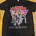 Steel Panther - TShirt or Longsleeve - Steel Panther - Heavy Metal Rules Tour T-Shirt