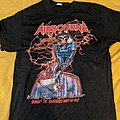Airbourne - TShirt or Longsleeve - Airbourne - Bringin the Roundhouse Down on you T-Shirt