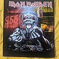 Iron Maiden - Patch - Iron Maiden - A Real Dead One Backpatch