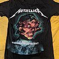 Metallica - TShirt or Longsleeve - Metallica - Worldwired Tour T-Shirt