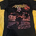 Anthrax - TShirt or Longsleeve - Anthrax - World Tour 2017 T-Shirt