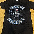 Five Finger Death Punch - TShirt or Longsleeve - Five Finger Death Punch - 2020 Tour T-Shirt