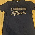 The Lounge Kittens - TShirt or Longsleeve - The Lounge Kittens - Gold Logo T-shirt