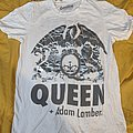 Queen + Adam Lambert - TShirt or Longsleeve - Queen + Adam Lambert - 2018 Tour T-Shirt