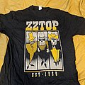 ZZ Top - TShirt or Longsleeve - ZZ Top - 50th Anniversary Tour T-Shirt