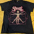 Ghost - TShirt or Longsleeve - Ghost - Popestar Tour T-Shirt