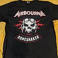 Airbourne - TShirt or Longsleeve - Airbourne - Boneshaker Tour T-Shirt