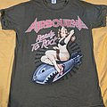 Airbourne - TShirt or Longsleeve - Airbourne - Ready to Rock Europe 2014 T-Shirt