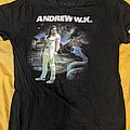 Andrew W.k. - TShirt or Longsleeve - Andrew WK - You're Not Alone Tour T-Shirt