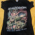 Mastodon - TShirt or Longsleeve - Mastodon - Once More Round The Sun Tour T-Shirt