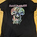 Iron Maiden - TShirt or Longsleeve - Iron Maiden - Final Frontier Eddie T-Shirt