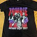 Rob Zombie - TShirt or Longsleeve - Rob Zombie - Satanic Orgy 2017 T-Shirt