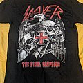 Slayer - TShirt or Longsleeve - Slayer - Final Campaign Tour T-Shirt
