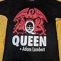 Queen + Adam Lambert - TShirt or Longsleeve - Queen + Adam Lambert - 2017 tour T-Shirt