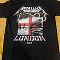 Metallica - TShirt or Longsleeve - Metallica - London 2019 T-Shirt