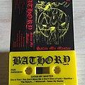 Bathory - Tape / Vinyl / CD / Recording etc - Satan My Master