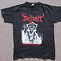 Beherit - TShirt or Longsleeve - Werewolf,Semen and Blood