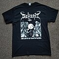 Beherit - TShirt or Longsleeve - The Oath of Black Blood