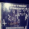 Carpathian Forest - Tape / Vinyl / CD / Recording etc - Menschenfeindlich