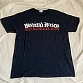 Weekend Nachos - 2012 Michigan Tour TShirt or Longsleeve