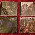 Krypts - Tape / Vinyl / CD / Recording etc - CDs: Cadaver Circulation, Black Sabbath, IVth Crusade, and Black Cascade