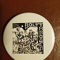 Bolt Thrower - Pin / Badge - In Battle There is No Law Pin