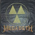 Megadeth - Patch - Packaged Megadeth Radiation Patch