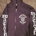Watain Fire Trident Hoodie