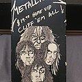 Metallica cliff em all vhs