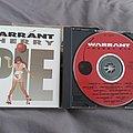 Warrant - Tape / Vinyl / CD / Recording etc - Warrant- cherry pie