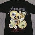Metallica-the shortest straw reprint