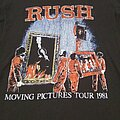 Rush - TShirt or Longsleeve - Rush-moving pictures tour reprint