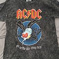 AC/DC- fly on the wall tour reprint  TShirt or Longsleeve