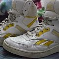 Metal - Other Collectable - Original Vintage 80s Reebok BB4600 (Yellow)
